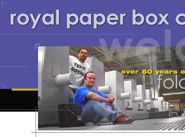Royal Paper Box Company